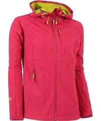 Dámská softshellová bunda HANNAH CASIA BRIGHT ROSE
