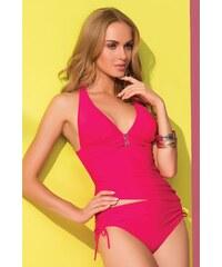 Volin Dámské plavky tankiny Maura Pink 227 růžová M
