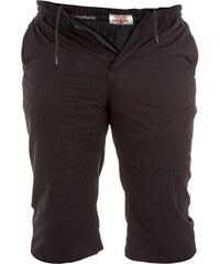 Lesara Bermuda-Shorts mit Eingrifftaschen - Schwarz - M