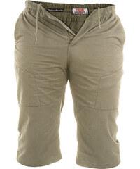 Lesara Bermuda-Shorts mit Eingrifftaschen - Khaki - M