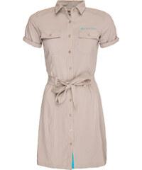 Šaty softshellové dámské ALPINE PRO WUTA 118 12 M