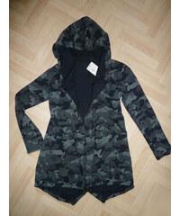 00* Dámská maskáčová bundička- ARMY kabátek