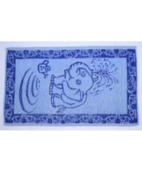 Frotex Ručník dětský slůně 50x30 - modrý