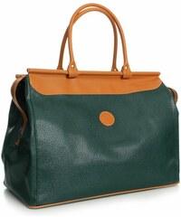 Cestovní taška David jones Velmi odolná zelená