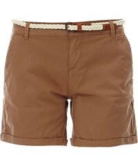 Bonobo Jeans Shorts - tabak