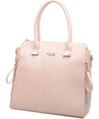 Nobo - Luxusní dámská kabelka se zlatými prvky NBAG-0590-C015 / béžová