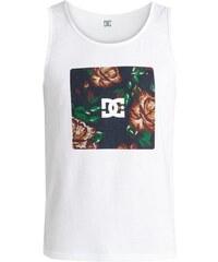 Pánské tílko DC NU roses tank white M