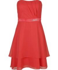 VM Vera Mont Bustierkleid mit Ziersteinapplikation