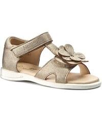 Sandály NELLI BLU - C16SS166-5 Zlatá