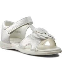 Sandály NELLI BLU - C16SS166-5 Stříbrná