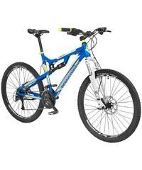 REX Fully-Mountainbike »Bergsteiger 6.6«, 27,5 Zoll, SHIMANO Deore 27 Gang, SUNTOUR Gabel
