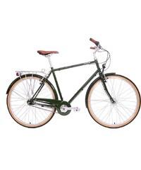 Breezer Herren Trekkingbike, 28 Zoll, 7 Gang Shimano Nabenschaltung, »Downtown 7+LE«