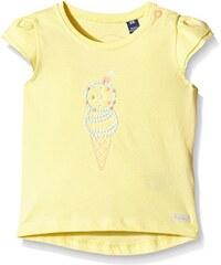 TOM TAILOR Kids Baby-Mädchen Woven Capsleeve Artwork T-Shirt