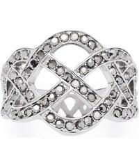 Jewels by Leonardo Ring mit Hämatit, »gordiano, 015870, 015871, 015872«