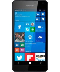 Microsoft Lumia 650 Smartphone, 12,7 cm (5 Zoll) Display, LTE (4G), Windows 10 Mobile, 8,0 Megapixel