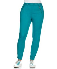 SHEEGO CASUAL Damen Casual Schmale Stretch-Jeggings blau 40,42,44,46,48,50,52,54,56,58