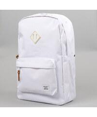 The Herschel Supply CO. Heritage Backpack bílý