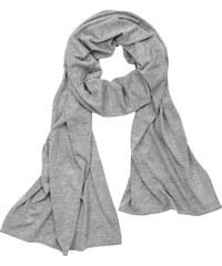 bpc bonprix collection Écharpe en jersey gris femme - bonprix