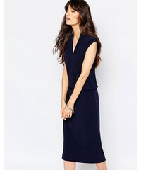 Just Female - Success - Robe fourreau - Bleu - Bleu