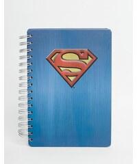 Gifts Superman-Notizbuch - Mehrfarbig