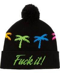 HUF Fuck It Beanie Hat - Black