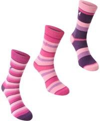 Ponožky Kangol Formal 3 Pack dám.