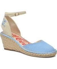 Coca-cola shoes - Juta City - Sandalen für Damen / blau