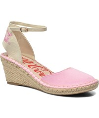 Coca-cola shoes - Juta City - Sandalen für Damen / rosa