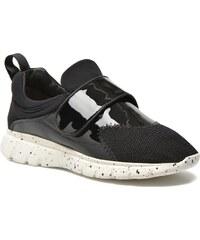 Carven - Running - Sneaker für Damen / schwarz