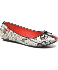 Coca-cola shoes - Paper - Ballerinas für Damen / mehrfarbig