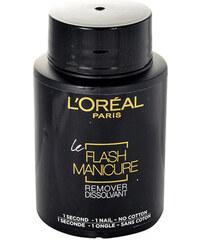 L´Oréal Paris Flash Manicure Remover 75ml Odlakovač na nehty W Pro dokonalé odlakování nehtů