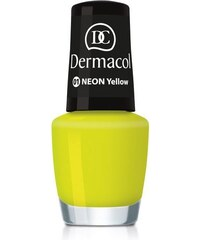 Dermacol Neon Polish 5ml Lak na nehty W - Odstín 20 Malibu