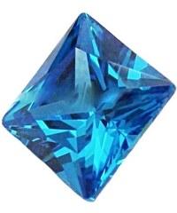 Modré kubické zirkony dr519