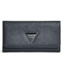GUESS GUESS Abree Slim Wallet - navy
