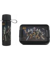 STAR WARS Svačinový set Star Wars Rebels - černý