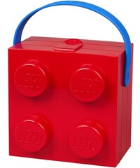 LEGO® Storage Úložný box s rukojetí - červený