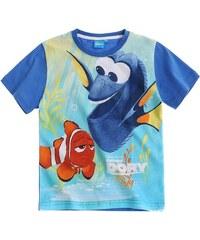 Disney Findet Dorie T-Shirt blau in Größe 98 für Jungen aus 100% Baumwolle