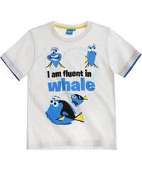 Disney Findet Dorie T-Shirt weiß in Größe 98 für Jungen aus 100% Baumwolle