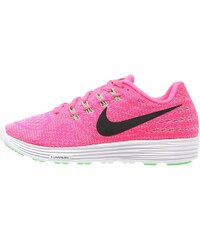 Nike Performance LUNARTEMPO 2 Laufschuh Neutral pink blast/black/white/green