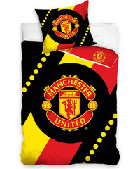 Povlečení Manchester United Black