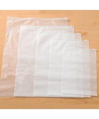 Lesara 5-teiliges Reisebeutel-Set - Weiß