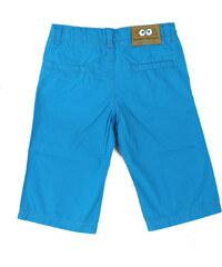 Lesara Jungen-Shorts einfarbig - Blau - 98