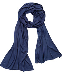 bpc bonprix collection Écharpe en jersey bleu femme - bonprix