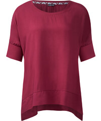 Street One - Bluse Oversize Fawn - royal blush