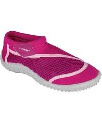 LOAP Dívčí boty do vody Relis Kid - růžové