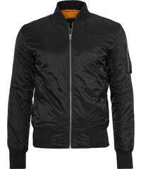 Urban Classics Basic Bomber Leichte Jacken Jacke black
