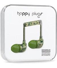 Sluchátka Happy Plugs In-Ear camouflage