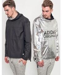 Bunda Adidas Originals Tech Rev Windb Black / Silver
