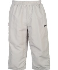 Slazenger Three Quarter Jogging Bottoms pánské Silver