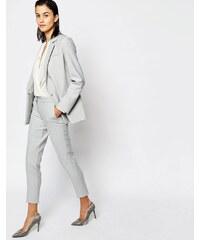 Warehouse - Pantalon slim de qualité supérieure - Gris